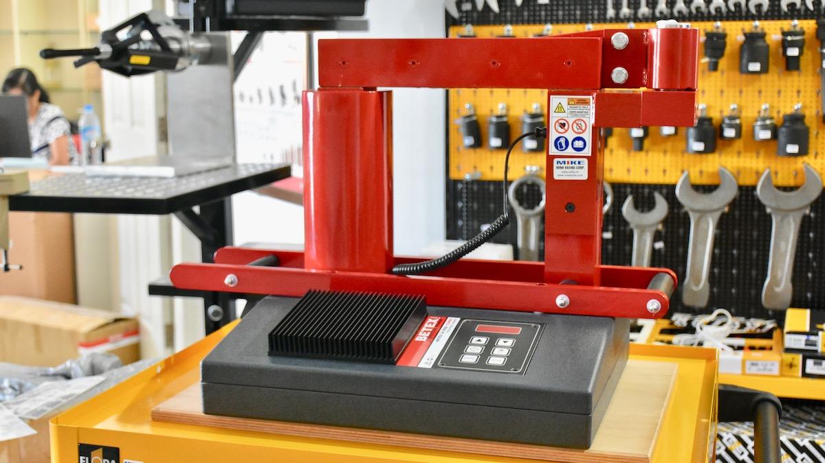 Bearing Heater BETEX 24 RSDi