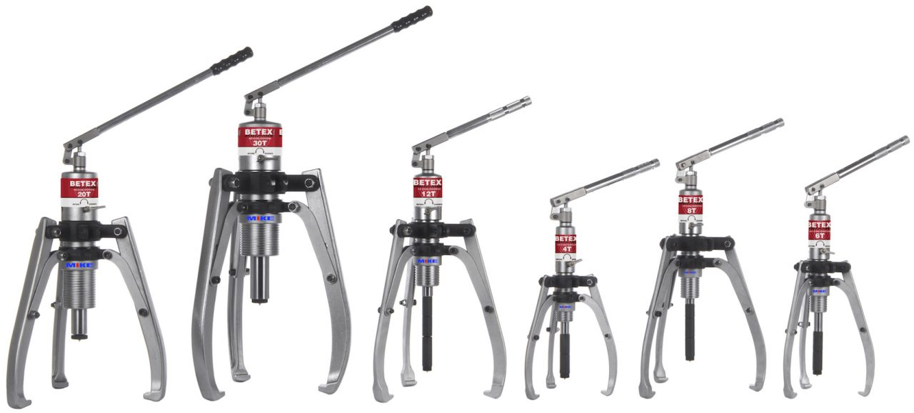 HSP Series cảo thủy lực tự định tâm BETEX