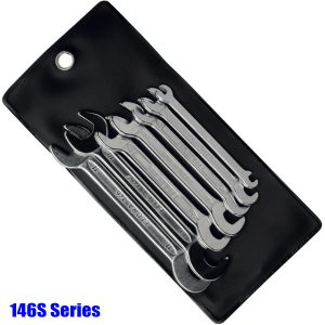 146S Series 146S Series Obstruction Wrench Set 8-14 pieces same nut size - Elora Germany