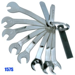 157S Series Ignition spanner-set. ELORA Germany