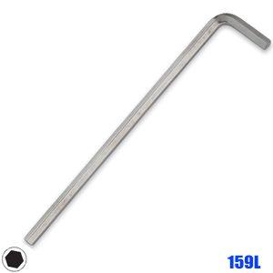 159L Series Bộ lục giác chữ L loại dài hệ mét và hệ inch, chuẩn DIN ISO 2936