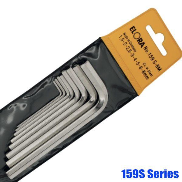 159S Series Hexagon key set DIN ISO 2936