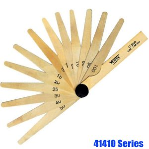 Feeler Gauge Set, made from brass