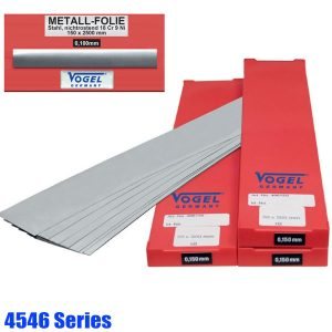 4546 series precision thickness gauge foils, DIN 1544