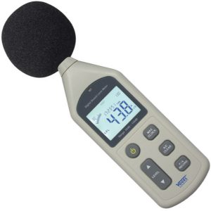 641106 Electr. Digital Sound Level Meter
