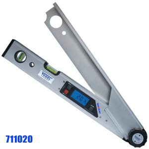 711020 Electr. Digital Angle Measurer Spirit Level