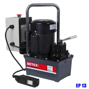EP13 Electro Hydraulic Pumps - BETEX Netherland