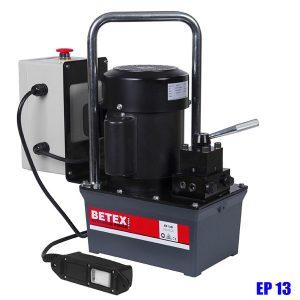 EP13 Electro Hydraulic Pumps - BETEX Netherland