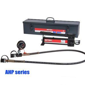 AHP series Lightweight aluminium hand pumps, 700 bar