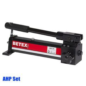 AHP Set Hand pump sets 700 bar. BETEX