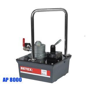 AP 8000 Air-hydraulic pumps, 700 bar