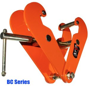 BC Beam clamp capacity 1 to 10 tons