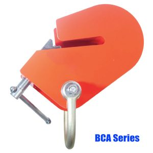 BCA  Angle beam clamp Tiger 1 to 3 tons