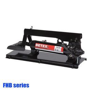 FHB series Steel foot pumps, 700 bar