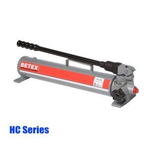 HC Series Steel hydraulic hand pump, heavy duty, 700 bar