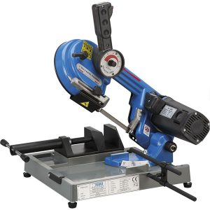 0500 electronic cutting band saw for bench