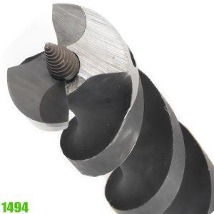 1494 Main cutting edge Auger Bit 1750 - 3000 rpm. FAMAG Germany