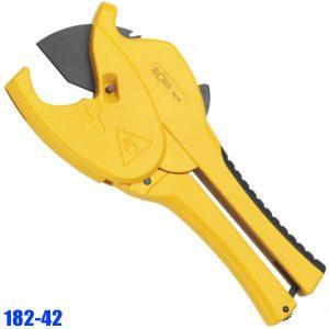182-42 Plastic pipe and composite pipe cutting scissors