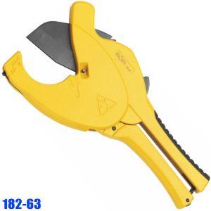 182-63 Plastic pipe and composite pipe cutting scissors