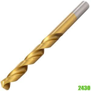 2430 Twist Drill, DIN 338, HSS-G Ti Nitrified. FAMAG Germany