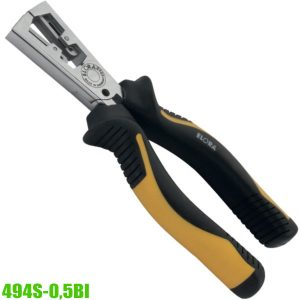 494S-0,5BI Wire stripper,  for wires from Ø 0,5 to 5,0 mm