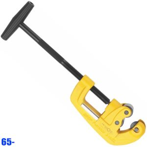 65- Tubing cutter, for thick walled metal tubes