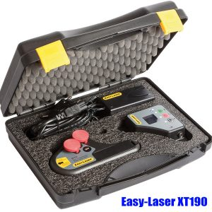 Easy-Laser® XT190 Wireless And Digital Tool For Alignment Of Sheaves/Pulleys
