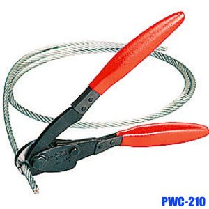 PWC-210 Compound leverage wire rope cutter