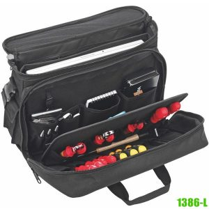 1386-L Technicians notebook tool bag. Elora Germany