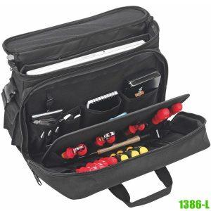1386-L Technicians notebook tool bag. Elora Germany