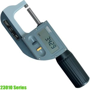 23010 Series Electr. Digital Micrometer  IP67. Made in Germany