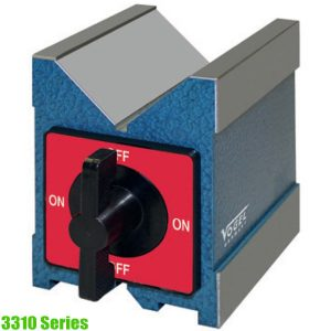 3310 Series Magnetic Measuring and Clamping V-Block