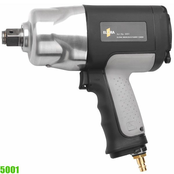 "5001 pneumatic impact wrench 3/4"", 1900 NM ELORA Germany"