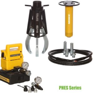 PHES Series Hydraulic puller systems Posilock USA