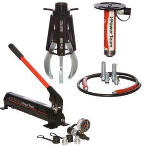PHMS Series Hydraulic puller systems Posilock USA