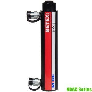 NDAC Series Kích thủy lực 10-100 tấn, hành trình 251-470 mm, 2 chiều