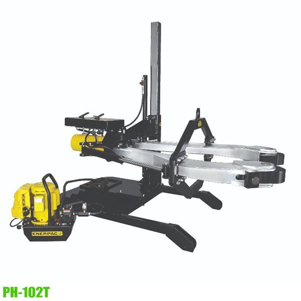 PH-102 100-Ton Hydraulic puller systems 2-jaw . Posilock USA