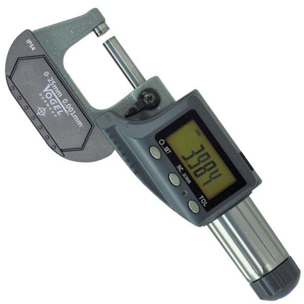 23123 Series Electr. Digital Micrometer • IP54