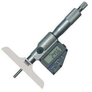 23183 Series Electr. Digital Depth Micrometer