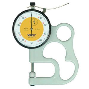 240480 Prec. Thickness Gauge, with ceramic measuring surface