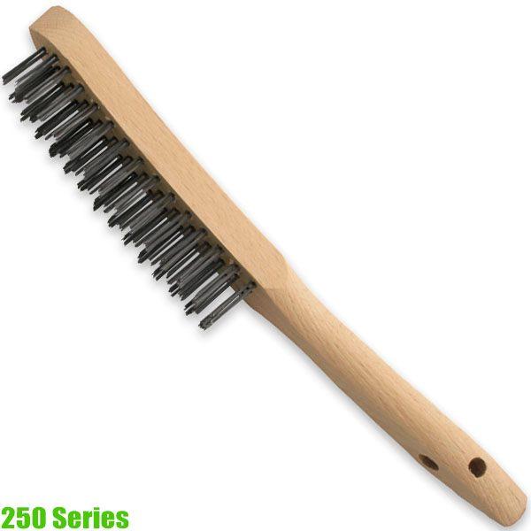 250 Series Wire brush 12 inch. Elora Germany