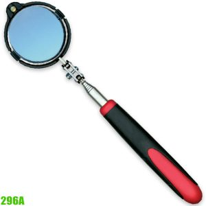 296A Telescopic mirror with lighting