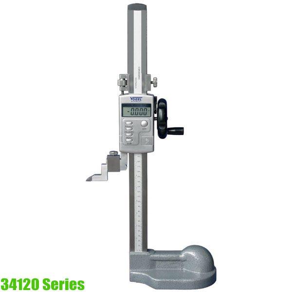 34120 Series Electr. Digital Height and Marking Gauge 300-600mm Vogel Germany