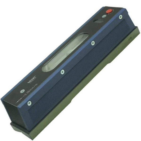 36028 Series Precision Inspection Spirit Levels, sensitivity 0.05mm/m.