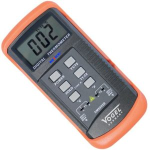 640302 Electr. Digital Thermometer -50 - 1300 oC.