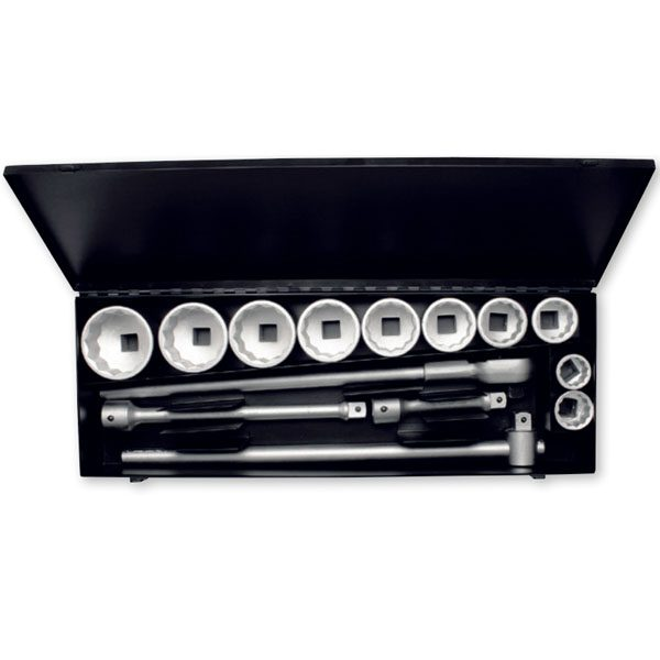 780 Series socket set 14 pcs, Made in Germany