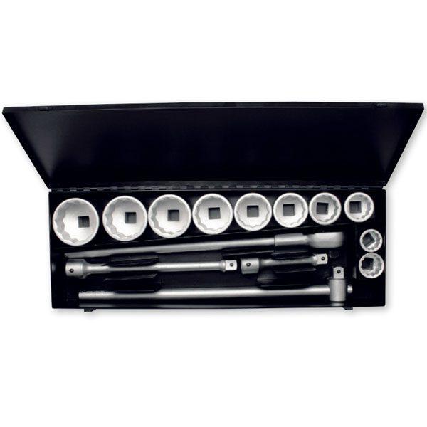 780 Series socket set 14 pcs, Made in Germany