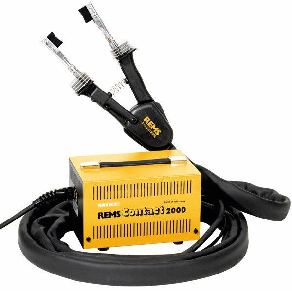 REMS Contact 2000 máy hàn ống đồng công suất 2kW.