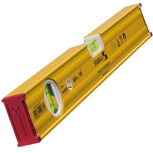 1916 Series Spirit level 30-120 cm, Stabila Germany