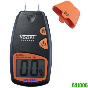 641006 Electr. Digital Moisture Meter. Vogel Germany